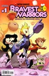Bravest Warriors #1 1st Ptg Regular Cover A Tyler Hesse