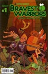 Bravest Warriors #1 1st Ptg Regular Cover B Maris Wicks