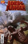 Lord Of The Jungle #8 Regular Lucio Parrillo Cover