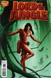 Lord Of The Jungle #8 Regular Paul Renaud Cover