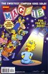 Maggie #1 Sergio Aragones Wraparound Cover
