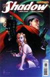 Shadow Vol 5 #6 Regular Howard Chaykin Cover