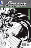 Green Lantern Vol 5 #14 Incentive Doug Mahnke Sketch Cover (Rise Of The Third Army Tie-In)