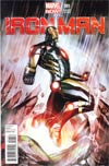 Iron Man Vol 5 #1 Incentive Adi Granov Variant Cover