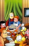 Garfield #7 Incentive Gary Barker Thanksgiving Virgin Variant Cover