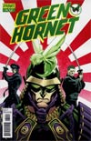 Kevin Smiths Green Hornet #30 Phil Hester Cover