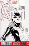 All-New X-Men #1 Incentive Joe Quesada Sketch Cover