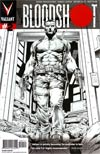 Bloodshot Vol 3 #2 2nd Ptg Arturo Lozzi Sketch Cover