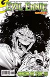 Evil Ernie Vol 3 #2 Incentive Ardian Syaf Black & White Cover