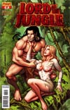 Lord Of The Jungle #9 Incentive Tattered & Torn Risque Variant Cover