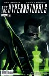 Hypernaturals #5 Regular Cover A Francesco Mattina