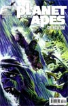 Planet Of The Apes Cataclysm #3 Regular Cover A Alex Ross