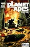 Planet Of The Apes Cataclysm #3 Regular Cover B Gabriel Hardman