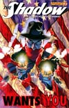 Shadow Vol 5 #7 Regular Alex Ross Cover