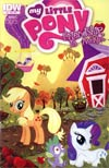 My Little Pony Friendship Is Magic #2 Incentive Stephanie Buscema Variant Cover