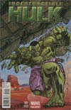Indestructible Hulk #1 Incentive Walter Simonson Variant Cover