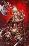 Grimm Fairy Tales Presents Wonderland Vol 2 #5 Zenescope Exclusive Jamie Tyndall Variant Cover