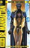 Before Watchmen Dr Manhattan #4 Regular Adam Hughes Cover