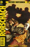 Before Watchmen Rorschach #4 Regular Lee Bermejo Cover