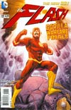 Flash Vol 4 #17 Regular Francis Manapul Cover