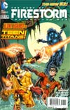 Fury Of Firestorm The Nuclear Men #17