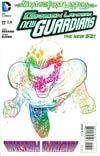 Green Lantern New Guardians #17 Regular Aaron Kuder Cover (Wrath Of The First Lantern Tie-In)