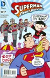 Superman Family Adventures #10