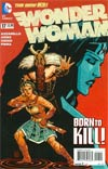 Wonder Woman Vol 4 #17 Regular Cliff Chiang Cover