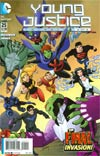 Young Justice Vol 2 #25