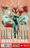 Alpha Big Time #1 Regular Humberto Ramos Cover
