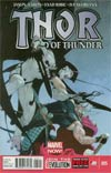 Thor God Of Thunder #5 1st Ptg Regular Esad Ribic Cover