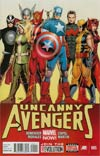 Uncanny Avengers #5 Regular John Cassaday Cover