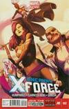 Uncanny X-Force Vol 2 #2 Regular Olivier Coipel Cover