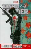 Winter Soldier #15 Regular Declan Shalvey Cover