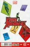 Young Avengers Vol 2 #2 Regular Jamie McKelvie Cover