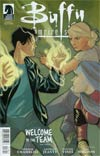 Buffy The Vampire Slayer Season 9 #18 Regular Phil Noto Cover