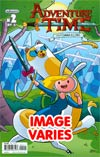 Adventure Time Fionna & Cake #2 1st Ptg Regular Cover (Filled Randomly With 1 Of 2 Covers)