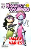 Bravest Warriors #5 Regular Cover (Filled Randomly With 1 Of 2 Covers)