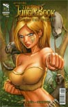 Grimm Fairy Tales Presents Jungle Book Last Of The Species #1 Regular Cover A Ale Garza