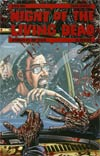 Night Of The Living Dead Aftermath #5 Wrap Cvr