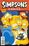 Simpsons Comics #199