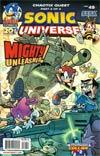 Sonic Universe #49