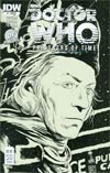 Doctor Who Prisoners Of Time #1 DF Exclusive Variant Cover