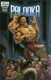Joe Palooka Vol 3 #3 Regular Marat Mychaels Cover