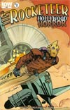 Rocketeer Hollywood Horror #1 Regular Walter Simonson Cover