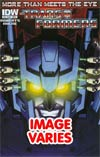 Transformers More Than Meets The Eye #14 Regular Cover (Filled Randomly With 1 Of 2 Covers)