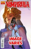 Vampirella Vol 4 #28 Regular Cover (Filled Randomly With 1 Of 3 Covers)