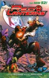 Red Lanterns Vol 2 Death Of The Red Lanterns TP