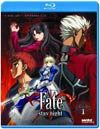 Fate/stay Night TV Collection 1 Blu-ray DVD