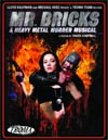 Mr Bricks A Heavy Metal Murder Musical DVD